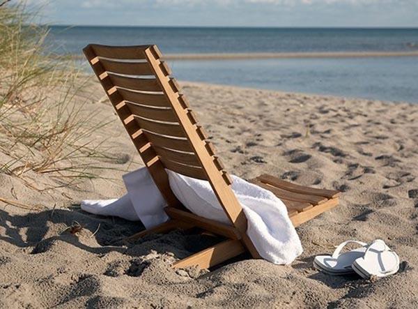 Lecciones de mi silla de playa