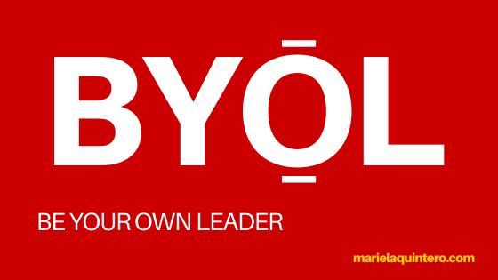 Liderazgo personal Be your own leader #personalbrandingpro #marcapersonal #liderazgo