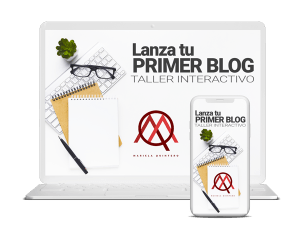 lanza tu blog. mariela quintero. blog. marca personal. personal branding.