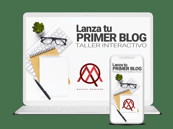 blog. como lanzar un blog. escribir blog. curso de blog.