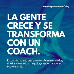 Coach. Coaching. Blog.